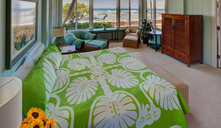 Kona Side First Floor Bedroom