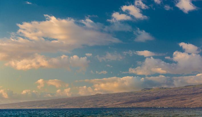 Kohala Coast Mountains