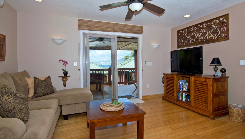 Ocean Ohana Living Room