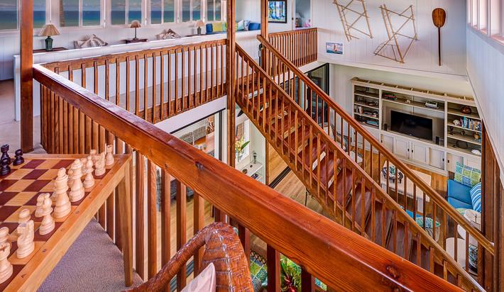 Upstairs 'Loft' area