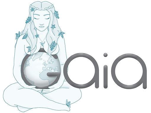 Gaia Jewellery Logo Design by Bee More Design
