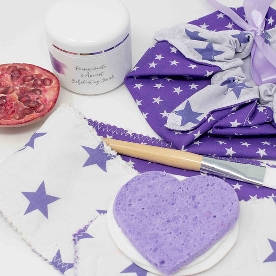 Exfoliating Beauty Box
