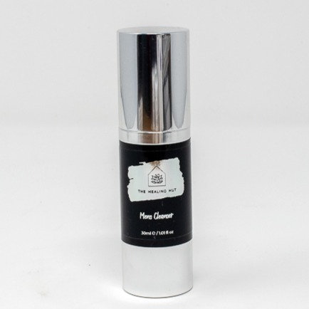 Natural Organic Men Skincare Cleanser