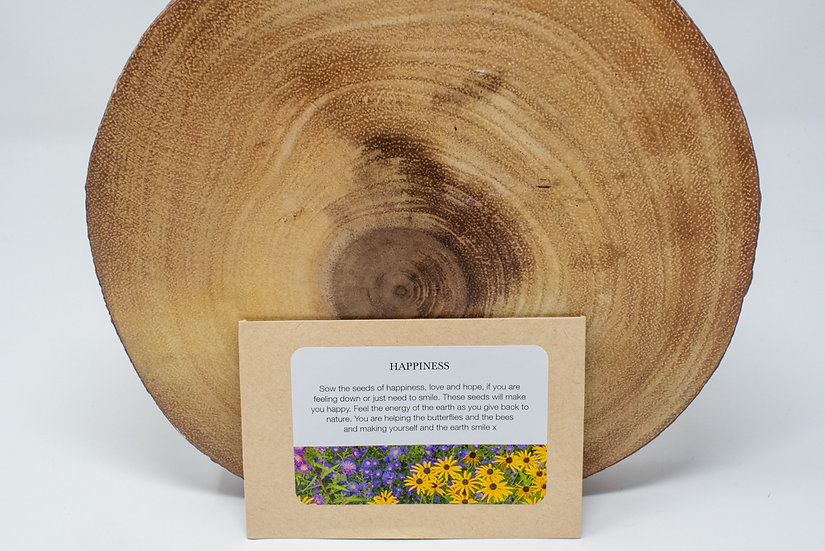 Seeds Gift Card: Happiness