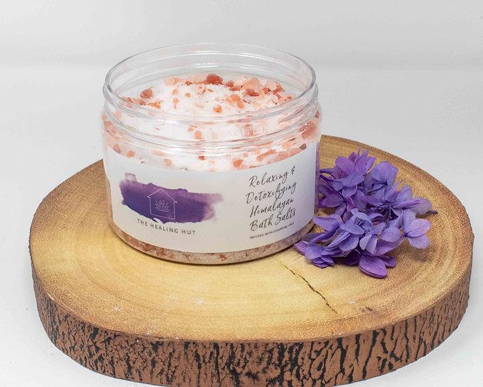 Bath Salts Relaxing and Detoxifying from The Healing Hut