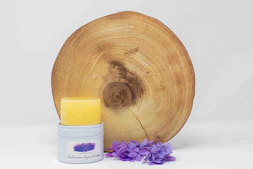 Frankincense & Argan Oil Soap