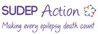 SUDEP Action Epilepsy Logo