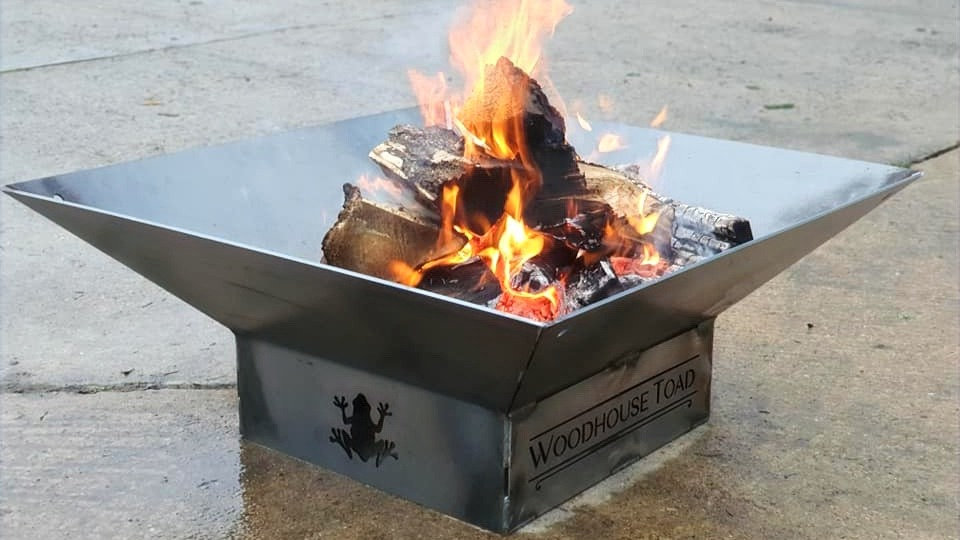 Woodhouse Toad Fire pit Design Image