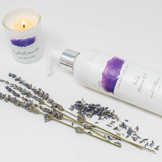 Lavender Relax Body & Mind Set