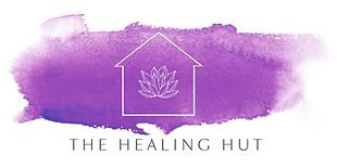 The Healing Hut Logo
