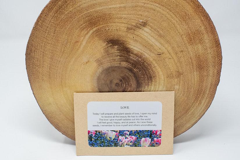 Seeds Gift Card: Love