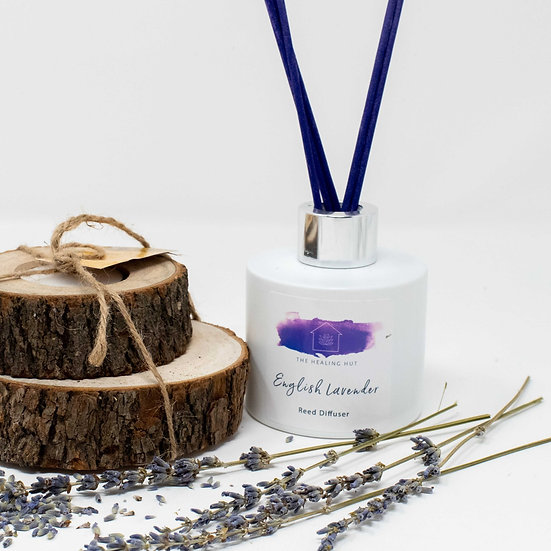 English Lavender Room Diffuser for Home or Office from The Healing Hut