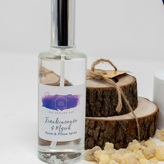 Frankincense & Myrrh: Room Spray