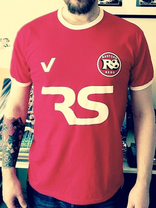 RADFORD REDS TEE (only XXL available)