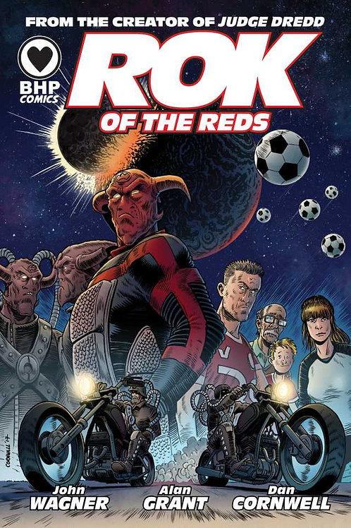 ROK OF THE REDS ORIGINAL COVER TRADE PAPERBACK