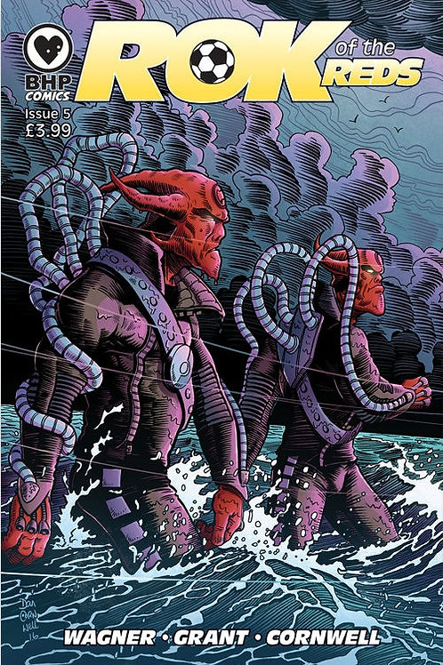 Rok of the Reds issue 5