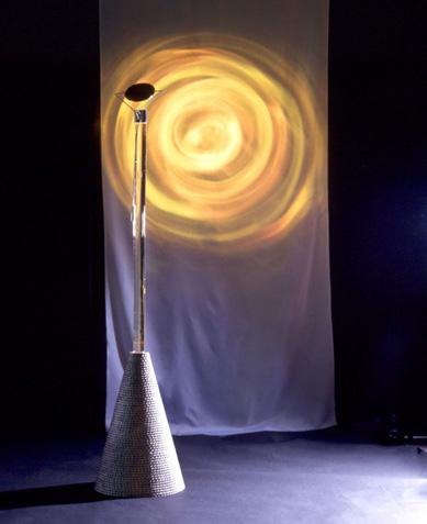 (1)浮遊する光