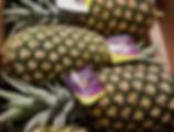 Diaztea pineapple page