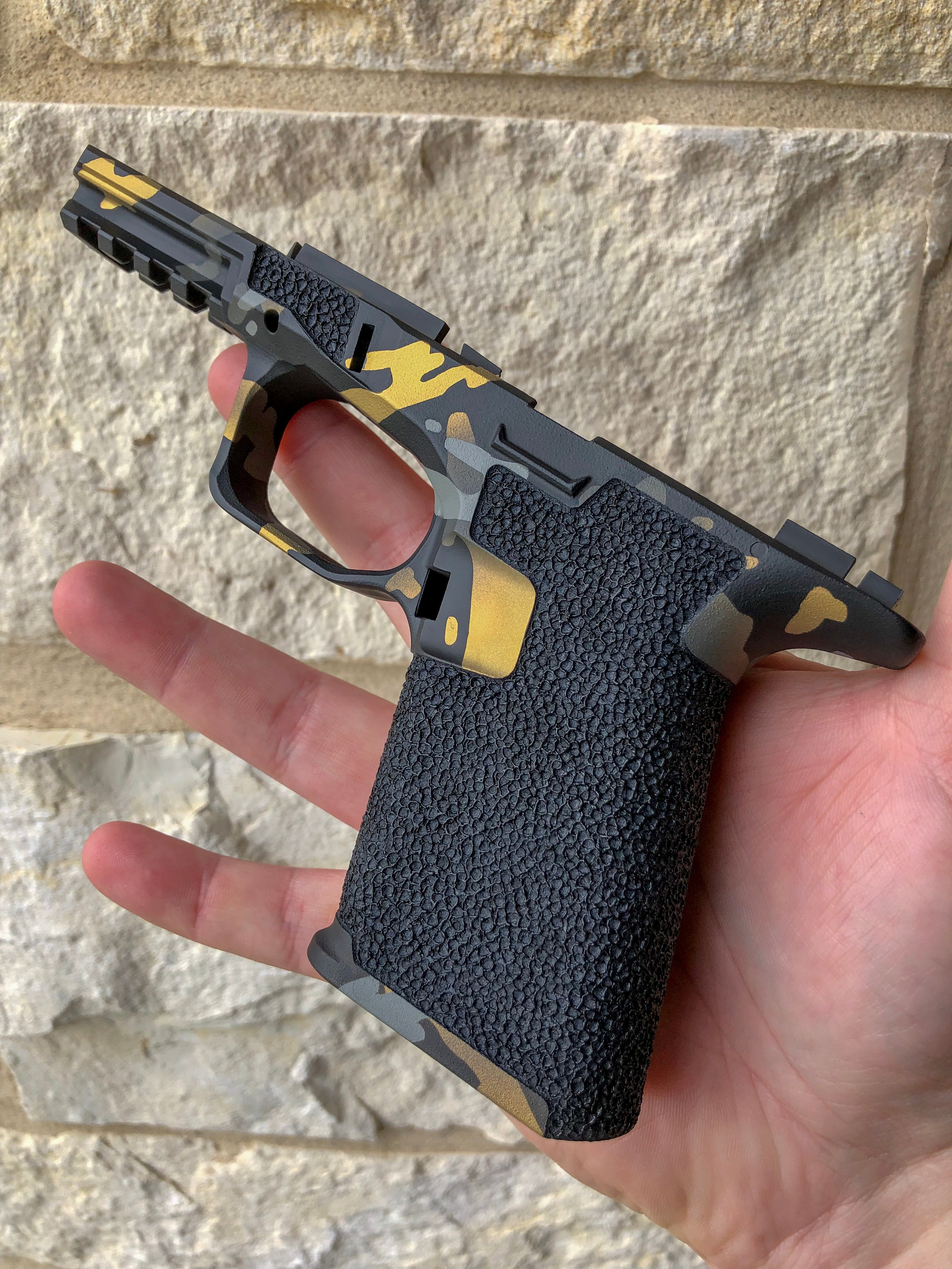 POLYMER80 FRAME PACKAGE