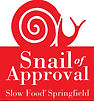 Slow Food Springfield Snail of Approval
