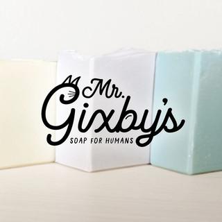 Mr Gixbys Soap Logo
