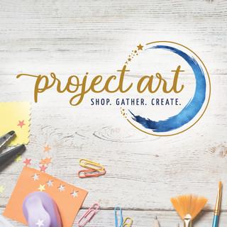 Project Art Logo