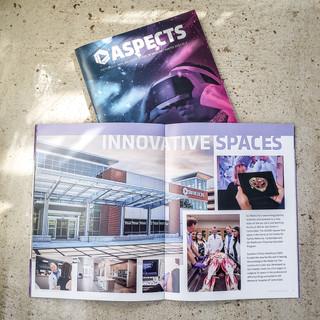 SIU Aspects Magazine