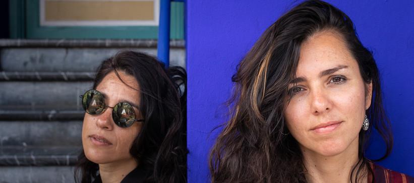 Carolina e Barbara em Marrakech, agosto 2019 by Paty Tessmann