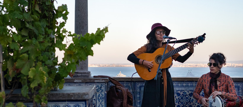 Esquina do Jazz, Lisboa - julho 2019 by Paty Tessmann