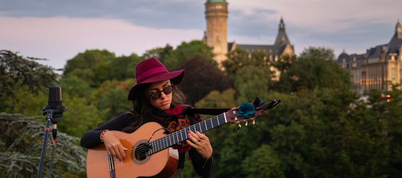 Carolina em Luxemburgo, julho 2019 by Paty Tessmann