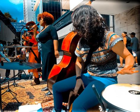 Esquina do Jazz @ Av. Paulista