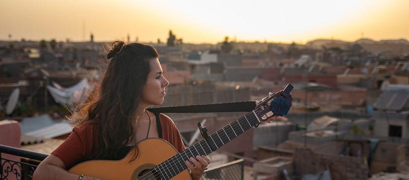 Carolina em Marrakech, agosto 2019 by Paty Tessmann