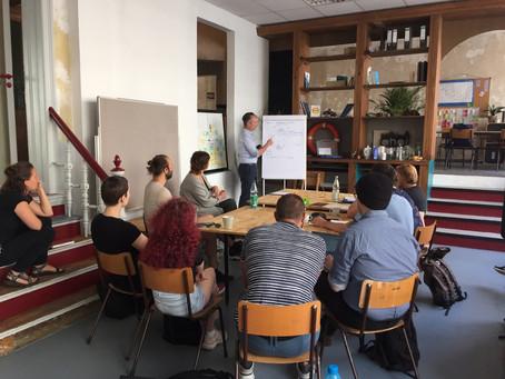 Kostenloser Online-Workshop für Selbstständige & solche die es werden wollen - 14. Dez. ab 14.30 Uhr