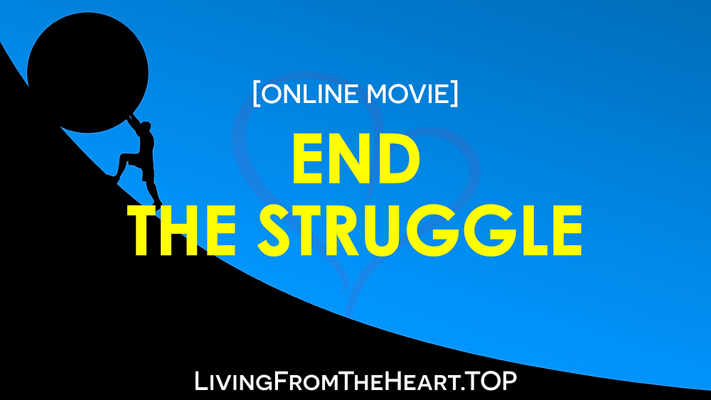 Free Online Movie - How to End the Struggle In 3 Steps