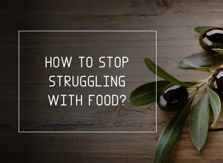 The No. 1 Effective Method To Change The Way You Eat And Stop Struggling With Food