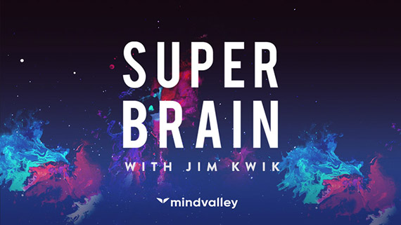 Super Brain Program by Jim Kwik