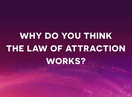 How To Unleash The Power Of The Law Of Attraction?