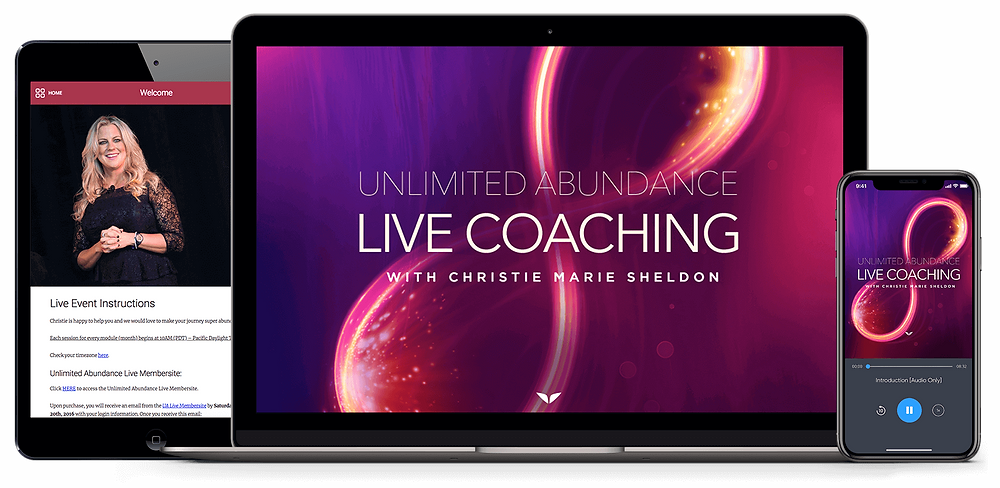 How to Release 24 Abundance Blocks By Connecting To The Source Energy? 5 Steps for Clearing Your Money Blocks & Attracting Abundance + Abundance Blocks Energy Clearing Session by Christie Marie Sheldon_The Unlimited Abundance Home Training Program Review_The Unlimited Abundance LIVE program by Christie Marie Sheldon_Gain Direct Access to Christie Marie Sheldon