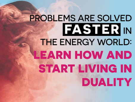 How To Solve Problems In The Energy World By Embracing Your Energy Body?