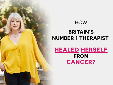 Did You Know Marisa Peer Healed Herself From Cancer Using Her Rapid Therapy?