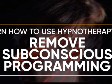 How To Remove Subconscious Blocks With Rapid Hypnotherapy?