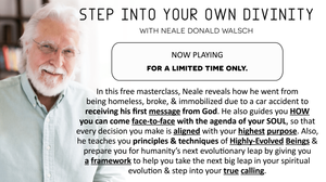 Conversations with God book series by Neale Donald Walsch_Conversations with God book 4: Awaken The Species_Awaken The Species Online Course by Neale Donald Walsch Review_The Path to Self-Awakening Free Masterclass by Neale Donald Walsch_Highly Evolved Beings