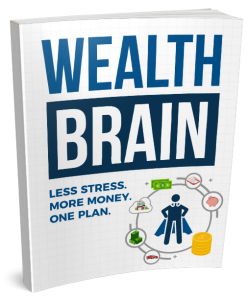 Free eBook Wealth Brain - Less Stress. More Money. One Plan. By Dr. Steve G Jones
