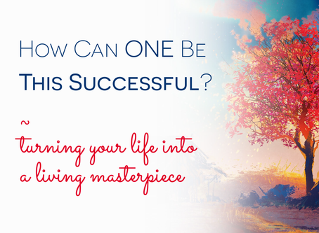 Experience One Simple Success Ritual For An Extraordinary Life