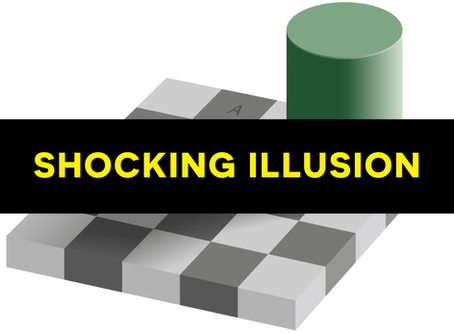 Shocking Illusion 🤯 What Do You See In This Image?