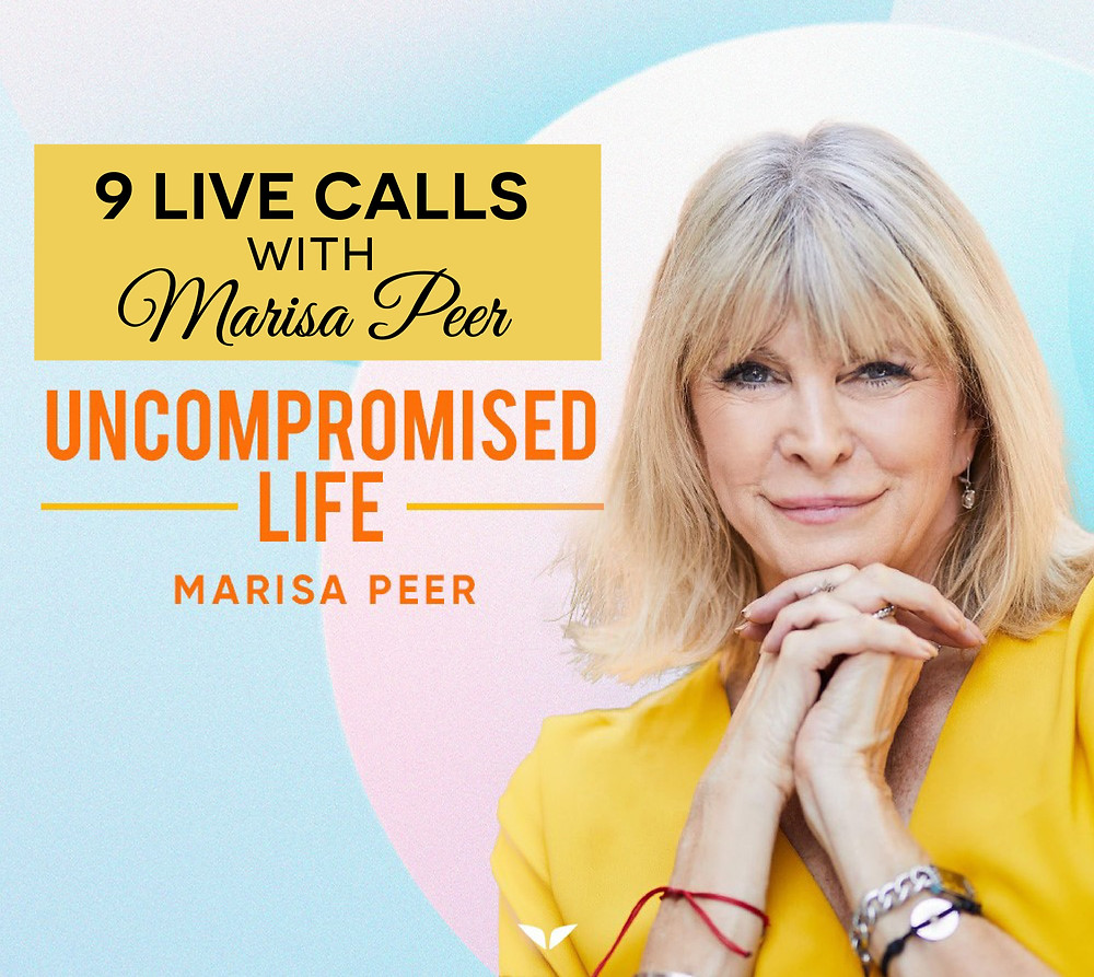 9 Live Coaching Calls with Marisa Peer_Uncompromised Life Journey