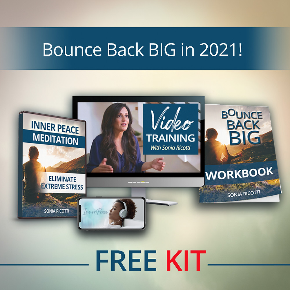 Free Bounce Back Big Kit in 2021 by Sonia Ricotti