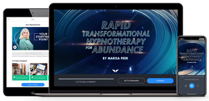 Free BRAND-NEW 20-Minute Rapid Transformational Hypnotherapy for Abundance SESSION by Marisa Peer How To Remove Subconscious Blocks With Hypnotherapy? A BRAND-NEW Rapid Transformational Hypnotherapy for Abundance In Your Wealth, Health & Love Area Program by Marisa Peer Review