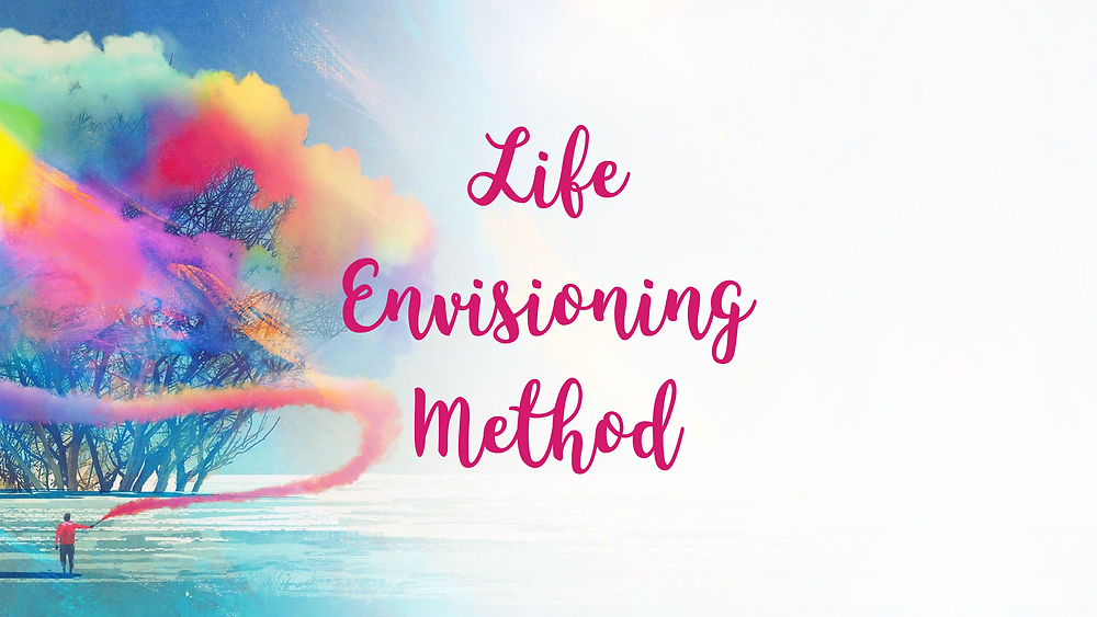 Life Envisioning Method - do you know what you really want in life?