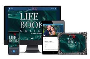 The Lifebook Online Course by Jon And Missy Butcher – The Life Envisioning Process That Allows You To Experience An Extraordinary Breakthrough (Not Just In 2019 But Beyond!) That You've Been Looking For!